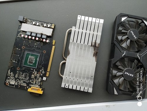 P106-100 mining card used for Machine Learning | Videogames AI Blog
